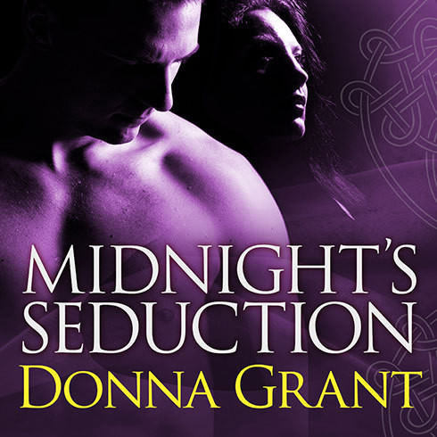 Printable Midnight's Seduction Audiobook Cover Art