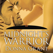 Midnight's Warrior, by Donna Grant