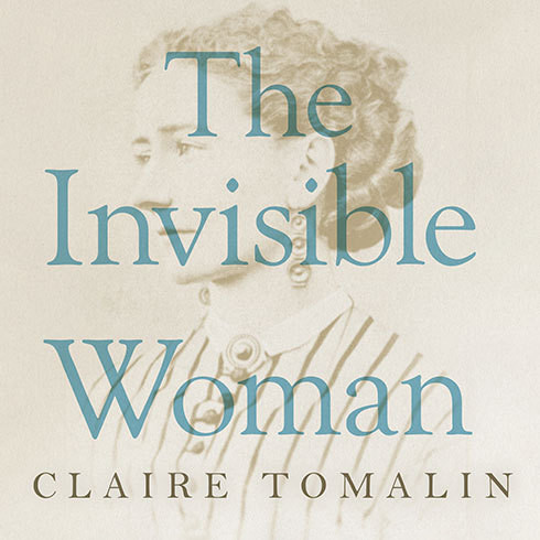 Printable The Invisible Woman: The Story of Nelly Ternan and Charles Dickens Audiobook Cover Art