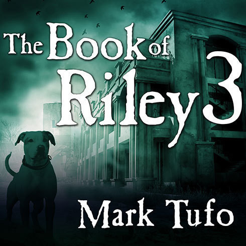 Printable The Book of Riley 3: A Zombie Tale Audiobook Cover Art