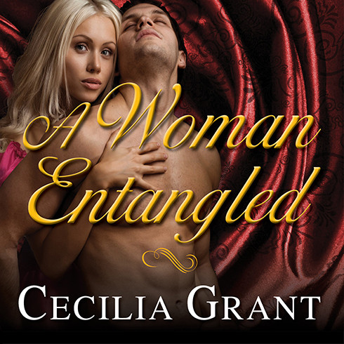 Printable A Woman Entangled Audiobook Cover Art