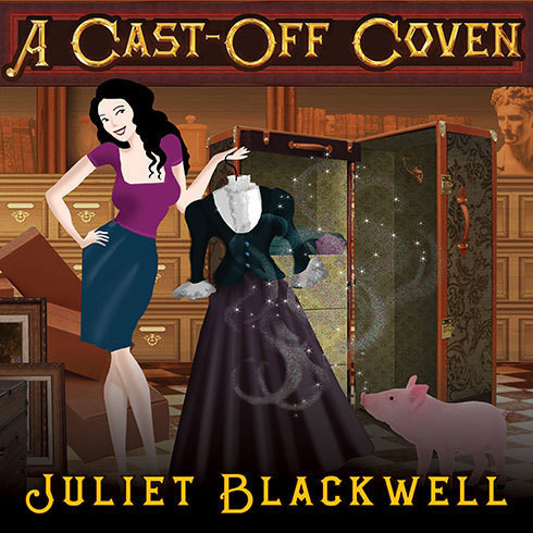 Printable A Cast-Off Coven Audiobook Cover Art