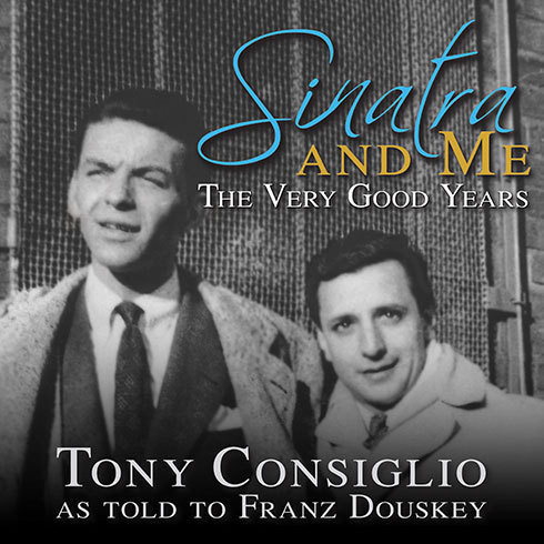 Printable Sinatra and Me: The Very Good Years Audiobook Cover Art