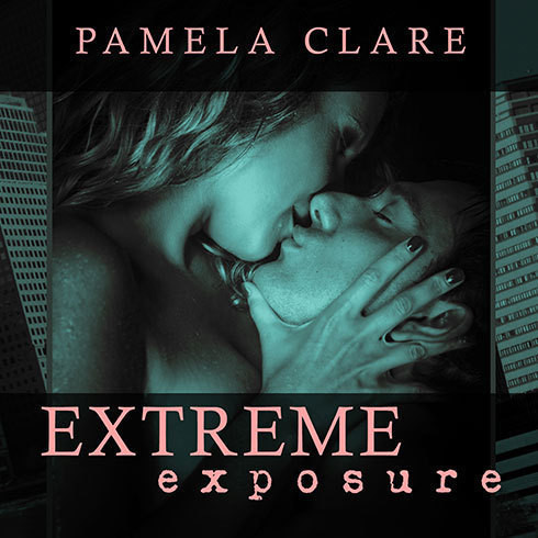 Printable Extreme Exposure Audiobook Cover Art