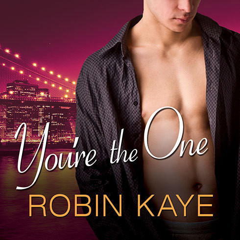 Printable You're the One: Bad Boys of Red Hook Audiobook Cover Art