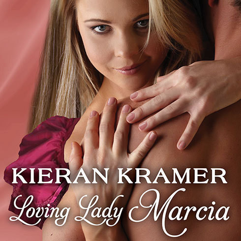 Printable Loving Lady Marcia Audiobook Cover Art