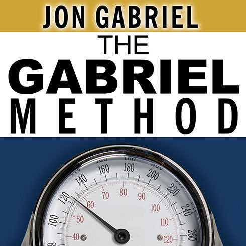 Printable The Gabriel Method: The Revolutionary Diet-free Way to Totally Transform Your Body Audiobook Cover Art
