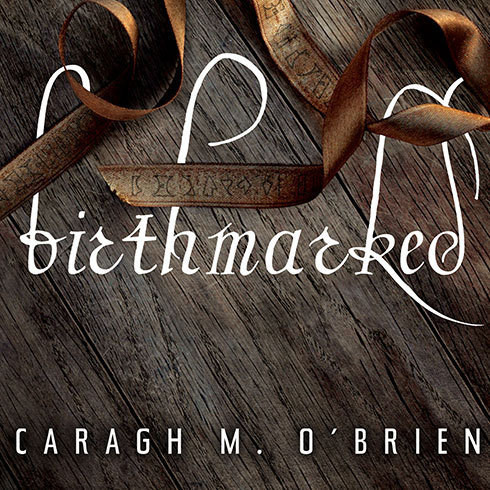 Printable Birthmarked Audiobook Cover Art