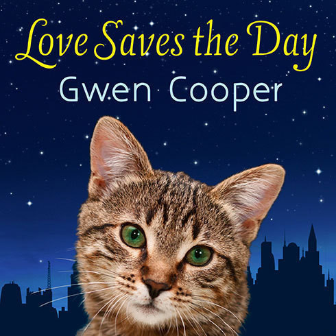 Printable Love Saves the Day: A Novel Audiobook Cover Art