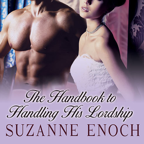 Printable The Handbook to Handling His Lordship Audiobook Cover Art