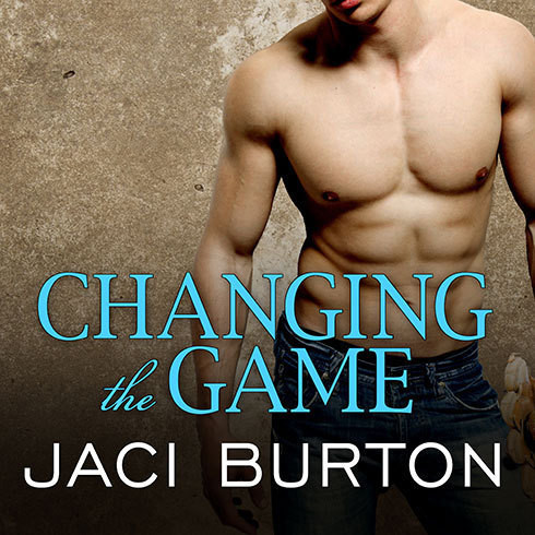 Printable Changing the Game Audiobook Cover Art