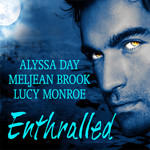 Printable Enthralled Audiobook Cover Art