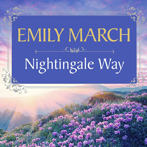Printable Nightingale Way Audiobook Cover Art