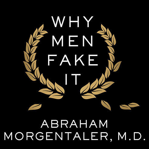 Printable Why Men Fake It: The Totally Unexpected Truth About Men and Sex Audiobook Cover Art