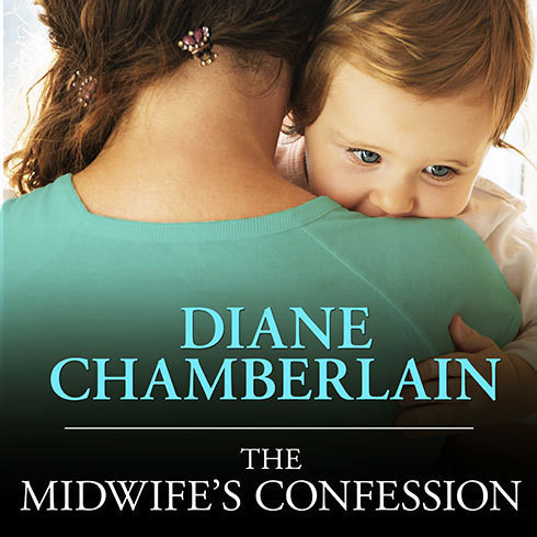 Printable The Midwife's Confession Audiobook Cover Art
