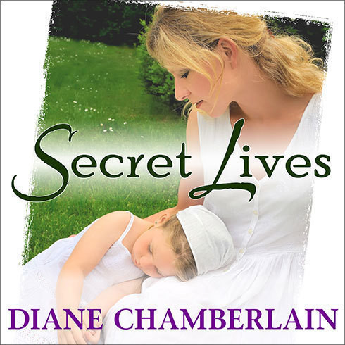 Printable Secret Lives Audiobook Cover Art