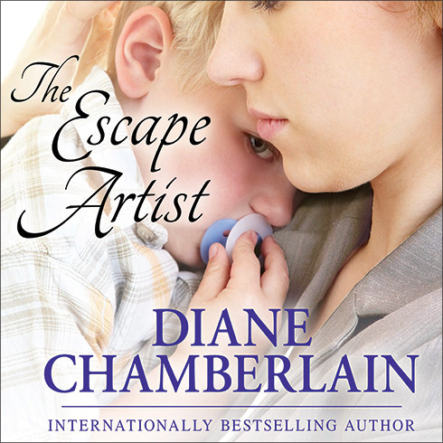 Printable The Escape Artist Audiobook Cover Art