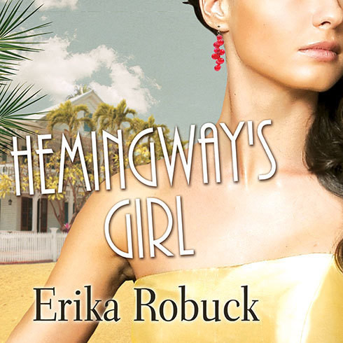 Printable Hemingway's Girl Audiobook Cover Art