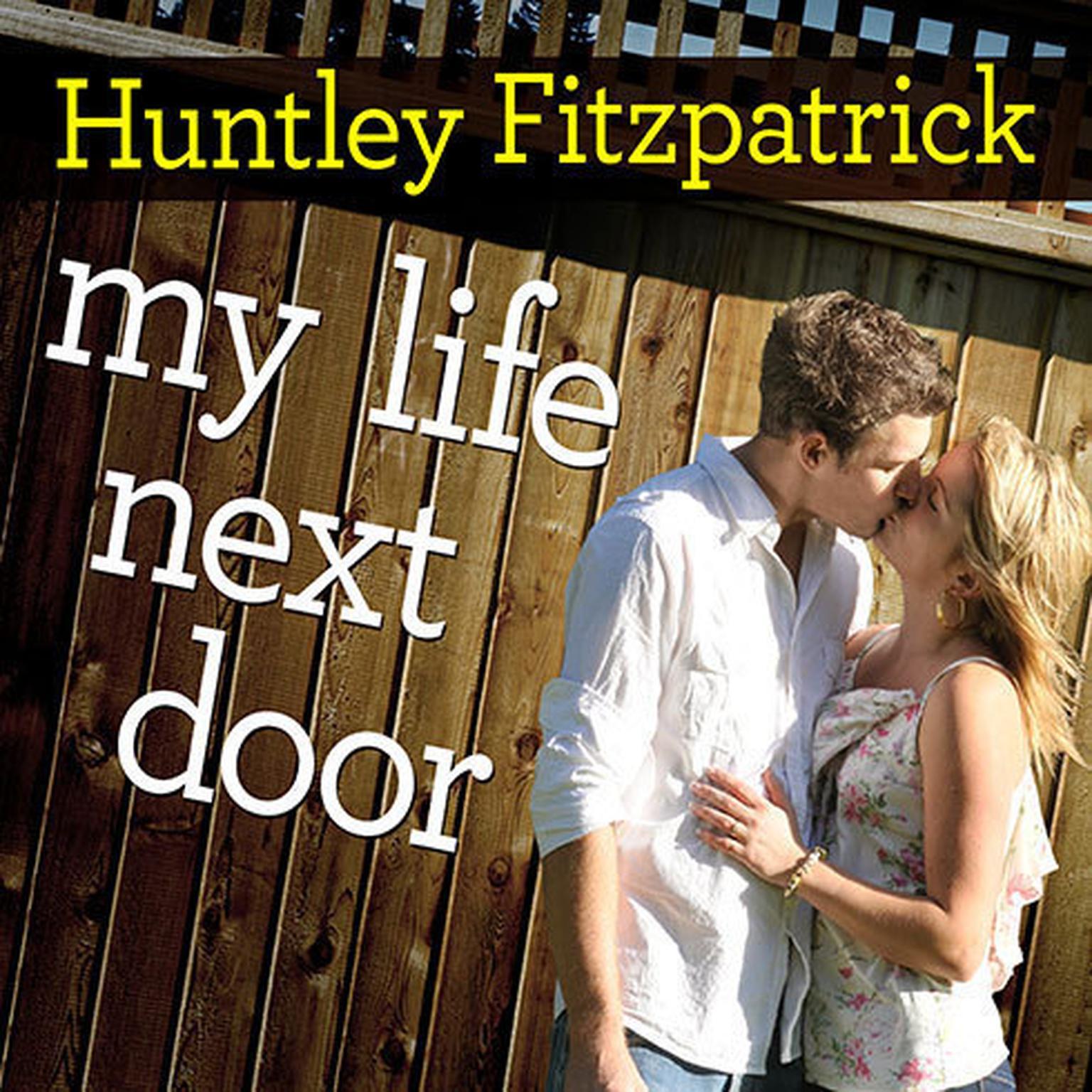 Printable My Life Next Door Audiobook Cover Art