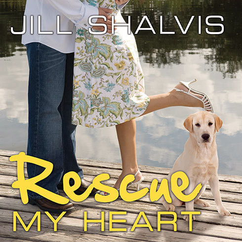 Printable Rescue My Heart Audiobook Cover Art