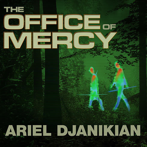 Printable The Office of Mercy Audiobook Cover Art