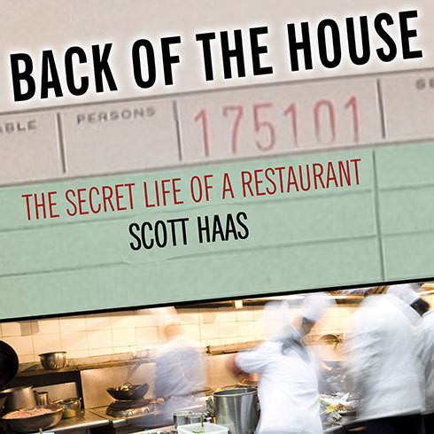 Printable Back of the House: The Secret Life of a Restaurant Audiobook Cover Art