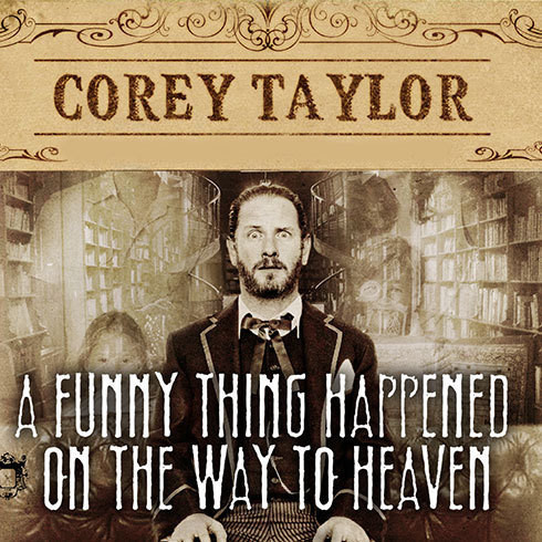 Printable A Funny Thing Happened on the Way to Heaven: Or, How I Made Peace with the Paranormal and Stigmatized Zealots and Cynics in the Process Audiobook Cover Art