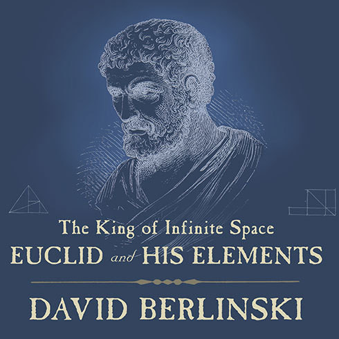 Printable The King of Infinite Space: Euclid and His Elements Audiobook Cover Art