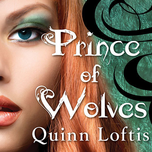 Printable Prince of Wolves Audiobook Cover Art