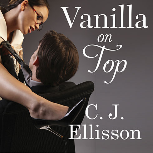 Printable Vanilla on Top Audiobook Cover Art