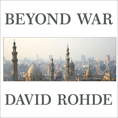 Printable Beyond War: Reimagining American Influence in a New Middle East Audiobook Cover Art