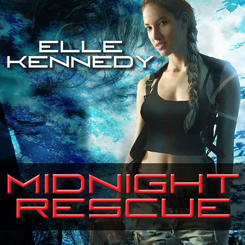 Printable Midnight Rescue Audiobook Cover Art