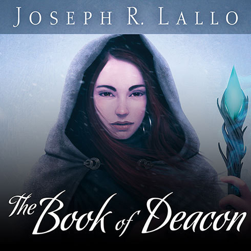 Printable The Book of Deacon Audiobook Cover Art