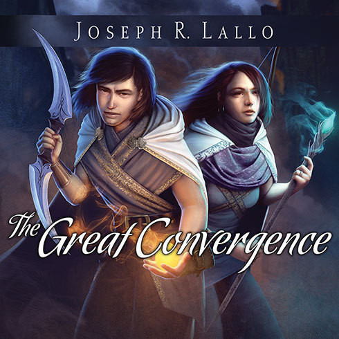 Printable The Great Convergence Audiobook Cover Art