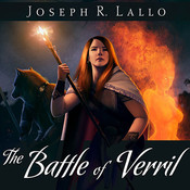 The Battle of Verril Audiobook, by Joseph R. Lallo