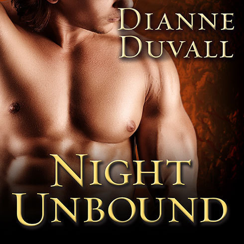 Printable Night Unbound: Immortal Guardians Audiobook Cover Art