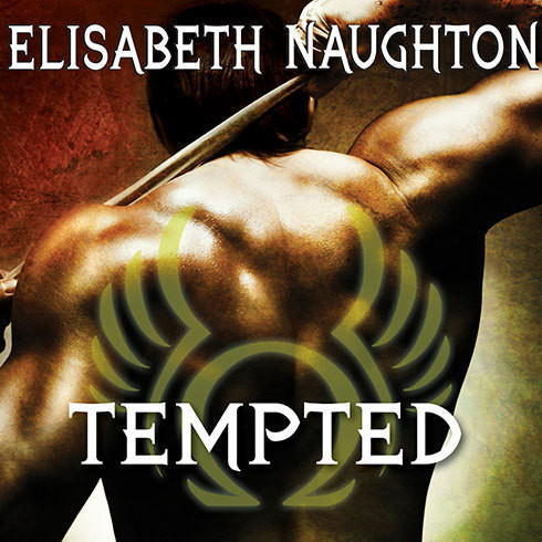 Printable Tempted Audiobook Cover Art