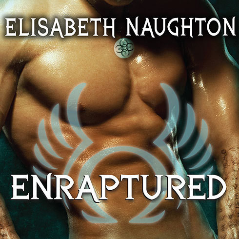 Printable Enraptured Audiobook Cover Art