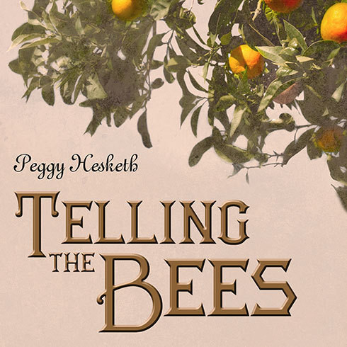 Printable Telling the Bees Audiobook Cover Art