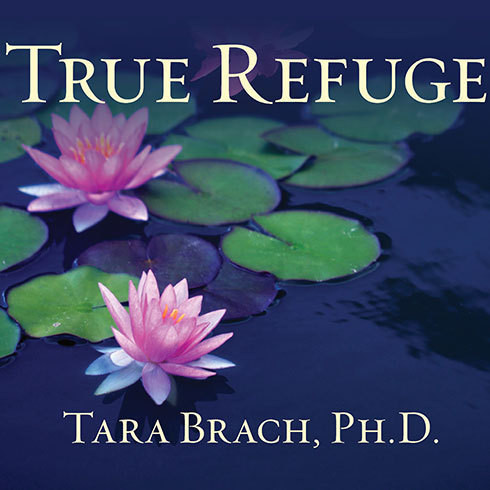 Printable True Refuge: Finding Peace and Freedom in Your Own Awakened Heart Audiobook Cover Art