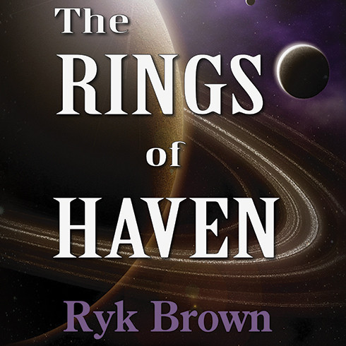 Printable The Rings of Haven Audiobook Cover Art
