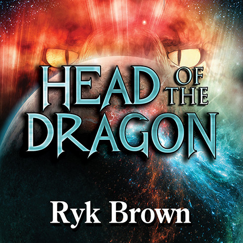 Printable Head of the Dragon Audiobook Cover Art
