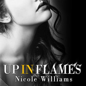 Up in Flames Audiobook, by Nicole Williams