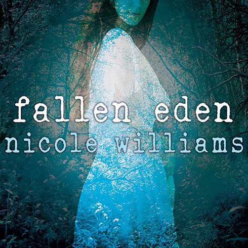 Printable Fallen Eden Audiobook Cover Art