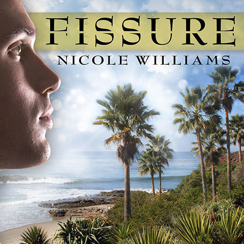 Printable Fissure Audiobook Cover Art