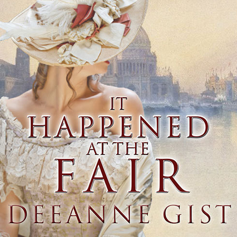 Printable It Happened at the Fair Audiobook Cover Art