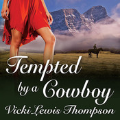 Tempted by a Cowboy: A Perfect Man Novella Audiobook, by Vicki Lewis Thompson