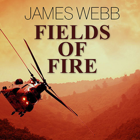 Printable Fields of Fire Audiobook Cover Art