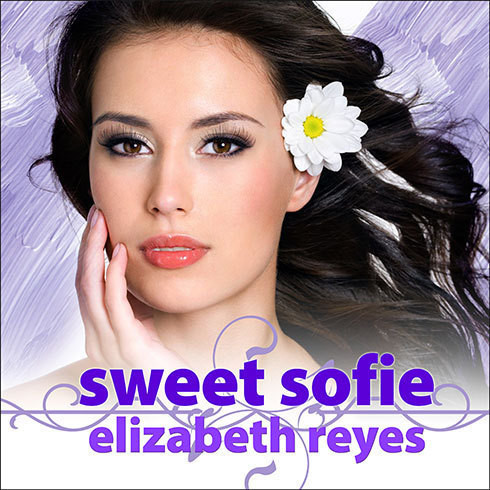 Printable Sweet Sofie Audiobook Cover Art