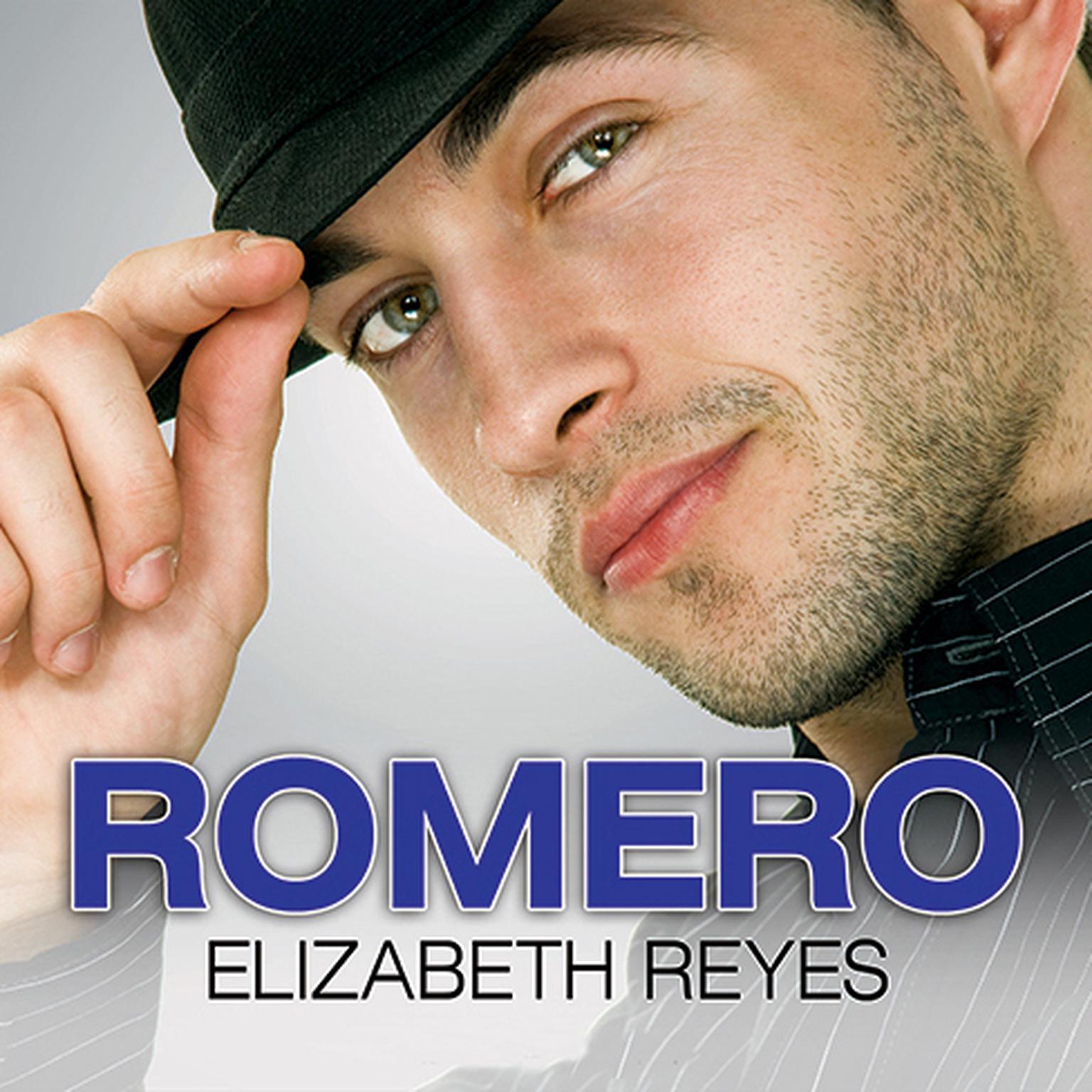 Printable Romero Audiobook Cover Art